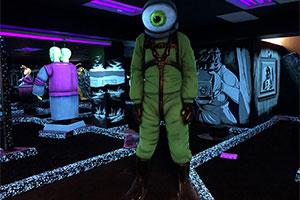 Twilight Zone by Monster Mini Golf