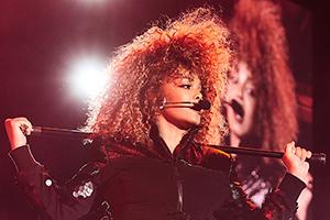 Janet Jackson: Metamorphosis