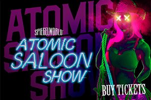 Atomic Saloon Show