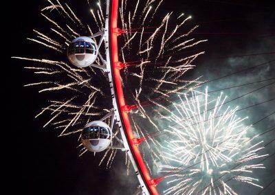 High Roller Fireworks