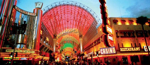 Fremont Street Experience Vegas4visitors Com