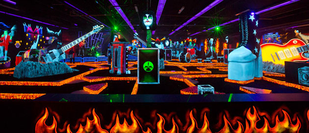 Kiss By Monster Mini Golf Vegas4visitors Com