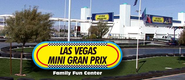 Las Vegas Mini Gran Prix Vegas4visitors Com