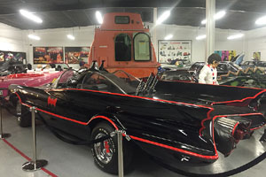 Hollywood Car Museum