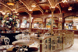 Main Street Garden Court Buffet