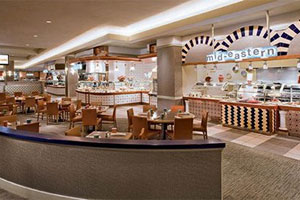 Planet Hollywood Spice Market Buffet