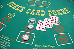 Three Card Poker