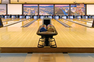 Sam's Town Bowling Center