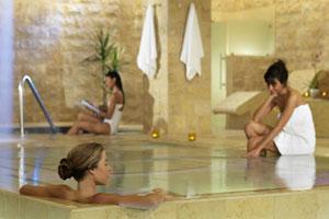 Qua Baths at Caesars Palace