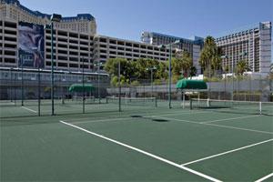 Bally's Tennis