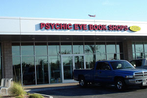 Psychic Eye Books