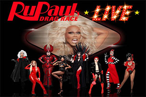 Ru Paul's Drag Race Live