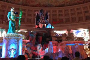 Forum Shops Fountain Shows