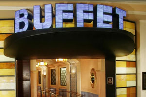 Buffet at Bellagio