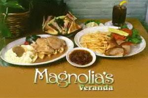 Magnolia's Veranda