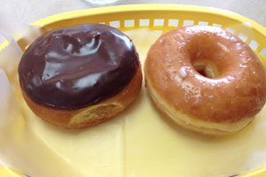 Ronald's Donuts