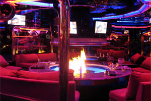 Peppermill Fireside Lounge