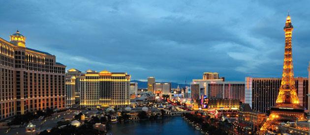 Temperatur Las Vegas Oktober