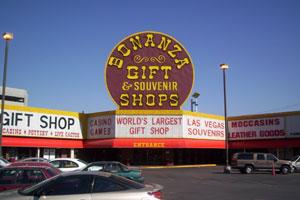Bonanza Souvenir Shop
